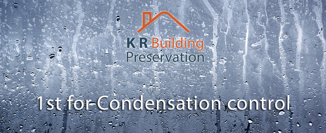 1st for Condensation Control